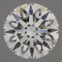 1.3 Carat F/VVS1 GIA Certified Round Diamond