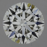 1.7 Carat E/IF GIA Certified Round Diamond