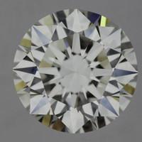 1.7 Carat F/VVS1 GIA Certified Round Diamond