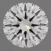 1.74 Carat F/IF GIA Certified Round Diamond
