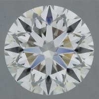 2 Carat G/VVS1 GIA Certified Round Diamond
