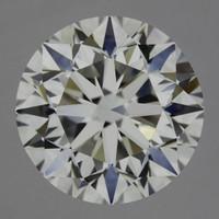 2 Carat G/VVS2 GIA Certified Round Diamond