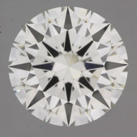 2.08 Carat I/IF GIA Certified Round Diamond