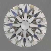 2.12 Carat I/VVS2 GIA Certified Round Diamond