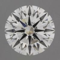 2.14 Carat H/VVS1 GIA Certified Round Diamond