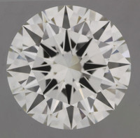 2.52 Carat I/VVS2 GIA Certified Round Diamond