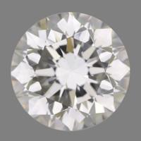 3 Carat E/VVS1 GIA Certified Round Diamond