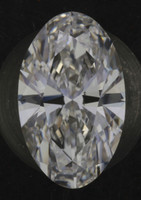 1.5 Carat F/VVS1 GIA Certified Oval Diamond