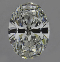 1.51 Carat F/IF GIA Certified Oval Diamond