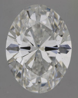 1.57 Carat D/VS1 GIA Certified Oval Diamond