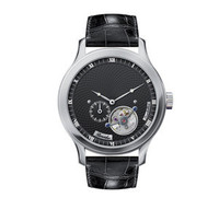 Pineider Tourbillon Watch Black dial