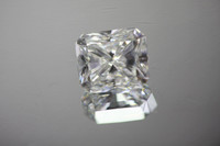 3.02 Carat H/VVS2 Radiant Cut Diamond (GIA Certified)