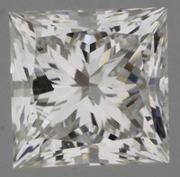 1.01 Carat G/VVS2 GIA Certified Princess Diamond