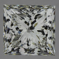 2 Carat G/VVS1 GIA Certified Princess Diamond