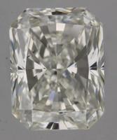 1.83 Carat I/VS2 GIA Certified Radiant Diamond