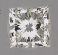 2.02 Carat H/VS1 GIA Certified Princess Diamond