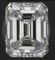 1.52 Carat D/IF GIA Certified Emerald Diamond