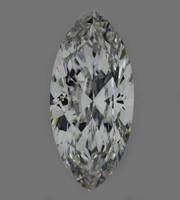 3.00 Ct E/VS2 Marquise Cut GIA Certified Diamond