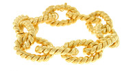 Herco Bracelets 14KT Yellow Large Links 20mm 14ALBR53Y9