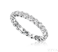 Ziva Diamond Eternity Ring