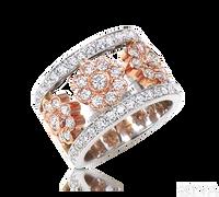 Ziva RG Diamond Anniversary Ring