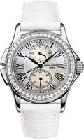 Patek Philippe Complicated Watches Ladies Calatrava Travel Time 4934G-001