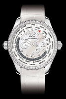 Girard Perregaux WW.TC Lady World Time #49860D11A761-BK7A