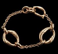 Gucci Bamboo Bracelet Gold L. 18 cm