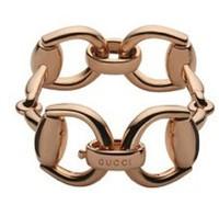 Gucci Horsebit Bracelet Rose Gold L. 17 cm