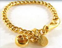 Gucci Boule Bracelet Gold L. 18 cm