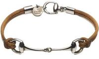 Gucci Horsebit Bracelet 17 cm
