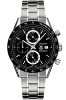 TAG Heuer Carrera Automatic Chronograph 41 mm with Black Aluminum HEU0169532