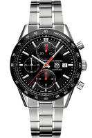 TAG Heuer Carrera Automatic Chronograph 41 mm with Black Aluminum HEU0169536