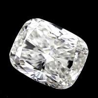 4 Carat H/VVS1 Cushion Cut Diamond (GIA Certified)