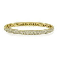 3.50 Ct.diamond Bangle (ydrd 3.50ct)