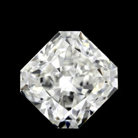 3.52 Carat H/VVS2 Radiant Cut Diamond (GIA Certified)