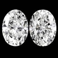 3.01 Carat F/VS2 Oval Cut Diamond (GIA Certified)