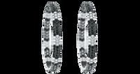 Van Der Bauwede 18K WG Snake Hoop Earrings 00206
