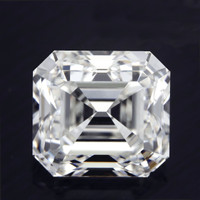 5.66 Carat G/VVS2 Emerald Cut Diamond (GIA Certified)