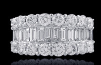 3.12ct G/VS Diamond Eternity Band ADR10275