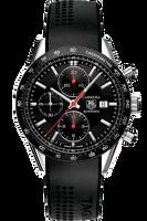 TAG Heuer Carrera Automatic Chronograph 41 mm with Black Aluminum HEU0169531