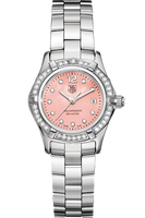 TAG Heuer Aquaracer Diamond dial & Bezel 27mm HEU0299987