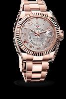 Rolex Oyster Perpetual Sky-Dweller Everose Gold 326935