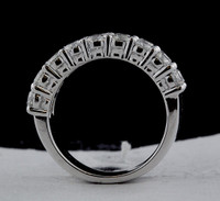 3.77ct G/VS Diamond Eternity Band ADR10666