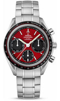 Omega Speedmaster Racing Co-Axial Chronograph 40 mm SS