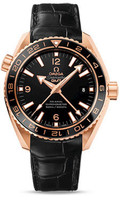 Omega Seamaster Planet Ocean 600 M Co-Axial 43.5 mm Red Gold