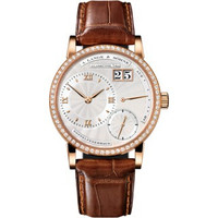 A. Lange & Sohne Little Lange 1 20th Anniversary Pink Gold 811.064
