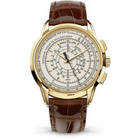 Patek Philippe Multi-Scale Chronogaph Ref 5975 Yellow Gold