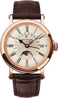 Patek Philippe Grand Complications Perpetual Calendar Moonphase Watch 5159R-001