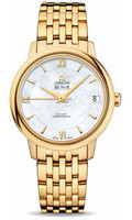 Omega De Ville Prestige Co-Axial 32.7 mm Yellow Gold
